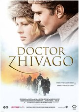 Постер к фильму «Доктор Живаго»