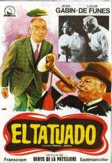 Постер к фильму «Татуированный»