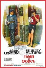Постер к фильму «Нежная Ирма»