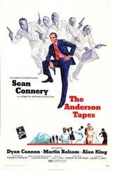 Постер к фильму «Пленки Андерсона»