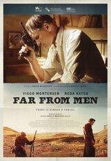 Постер к фильму «Вдалеке от людей»