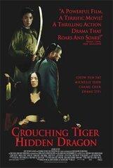 Постер к фильму «Крадущийся тигр, затаившийся дракон»