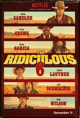Постер к фильму «Нелепая шестерка»
