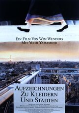 Постер к фильму «Заметки об одеждах и городах»