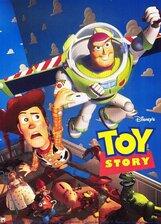 Постер к фильму «История игрушек 3D»