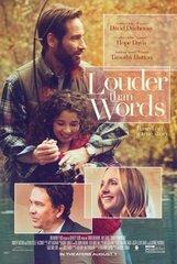 Постер к фильму «Громче слов»