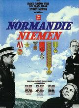 Постер к фильму «Нормандия - Неман»