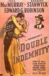Постер к фильму «Двойная страховка»