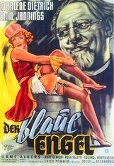 Постер к фильму «Голубой ангел»
