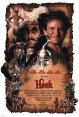 Постер к фильму «Капитан Крюк»