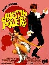 Постер к фильму «Остин Пауэрс: Человек-загадка международного масштаба»