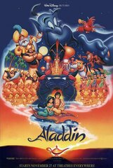 Постер к фильму «Аладдин»