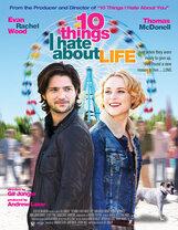 Постер к фильму «Десять вещей, которые я ненавижу в жизни»