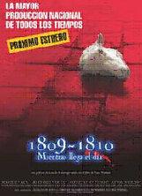 Постер к фильму «1809-1810, и наступит день»