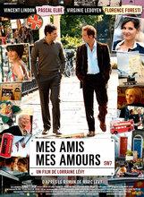 Постер к фильму «Друзья и любовники»