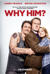 Постер к фильму «Почему он?»
