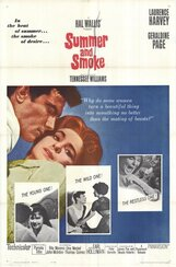 Постер к фильму «Лето и дым»