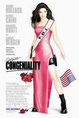 Постер к фильму «Мисс Конгениальность»