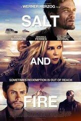 Постер к фильму «Соль и пламя»