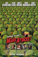 Постер к фильму «Марс атакует!»