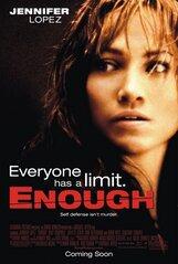 Постер к фильму «С меня хватит»