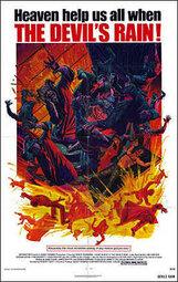 Постер к фильму «Адский дождь»