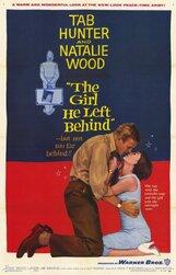 Постер к фильму «Девушка, которую он оставил позади»