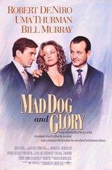 Постер к фильму «Бешеный пес и Глори»