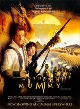 Постер к фильму «Мумия»