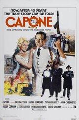 Постер к фильму «Капоне»