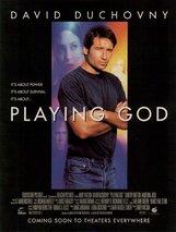 Постер к фильму «Изображая бога»