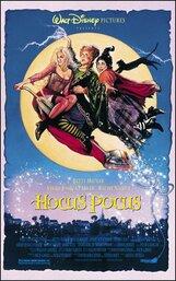 Постер к фильму «Фокус-покус»