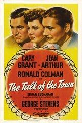 Постер к фильму «Весь город говорит»