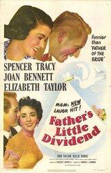 Постер к фильму «Маленькая прибыль отца»