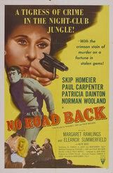 Постер к фильму «Обратной дороги нет»