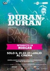 Постер к фильму «Duran Duran: Вне сцены»