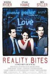 Постер к фильму «Реальность кусается»