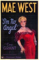 Постер к фильму «Я не ангел»