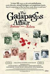 Постер к фильму «Галапагосское дело»