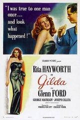 Постер к фильму «Гильда»