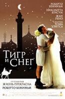 Постер к фильму «Тигр и снег»