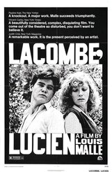 Постер к фильму «Лакомб Люсьен»