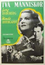 Постер к фильму «Два человека»