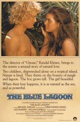 Постер к фильму «Голубая лагуна»