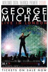 Постер к фильму «George Michael: Live in London»