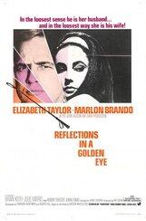 Постер к фильму «Блики в золотом глазу»