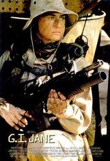 Постер к фильму «Солдат Джейн»