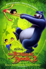 Постер к фильму «Книга джунглей 2»