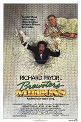 Постер к фильму «Миллионы Брюстера»