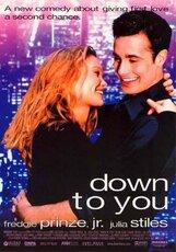 Постер к фильму «Только ты и я»